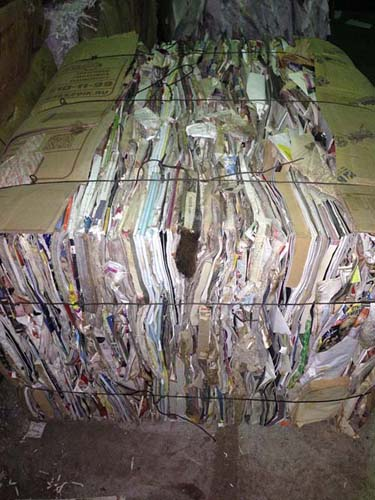 Сдача прессованной макулатуры контейнеры под макулатуру